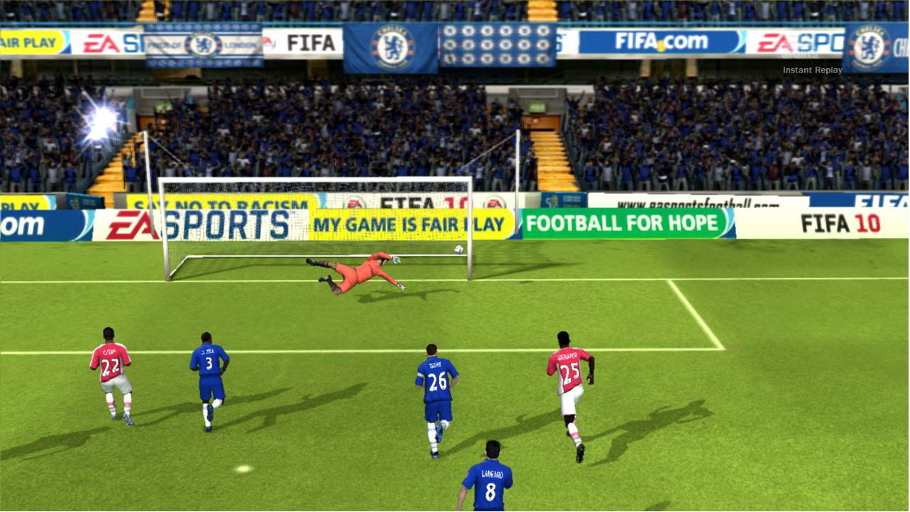 تحميل لعبة كرة القدم فيفا 10 - FIFA 10
