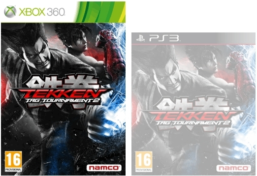 tekken tag tournament 2 xbox 360 cover