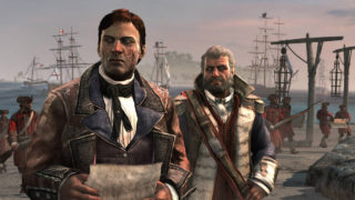 Assassin S Creed Iv Black Flag Freedom Cry Dlc Launch Trailer