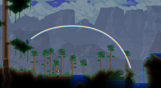 Terraria Review - Next Gen Base
