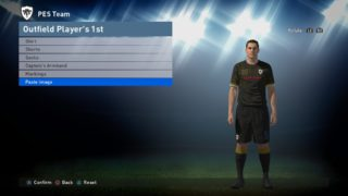 PES 2016 Edit Mode and Selected Premier League Kits - Next