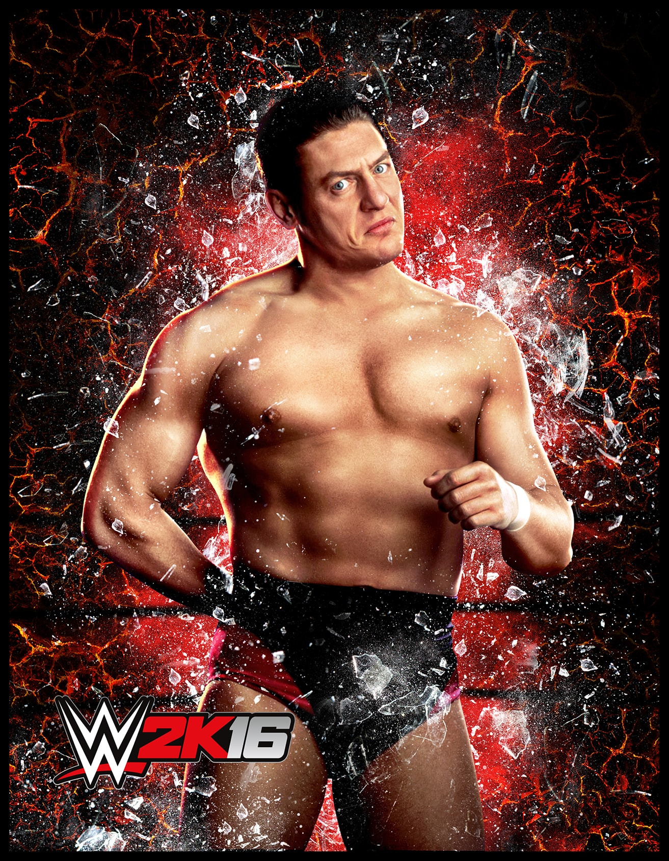 22 New Roster Additions Revealed For WWE 2K16 - Next Gen Base