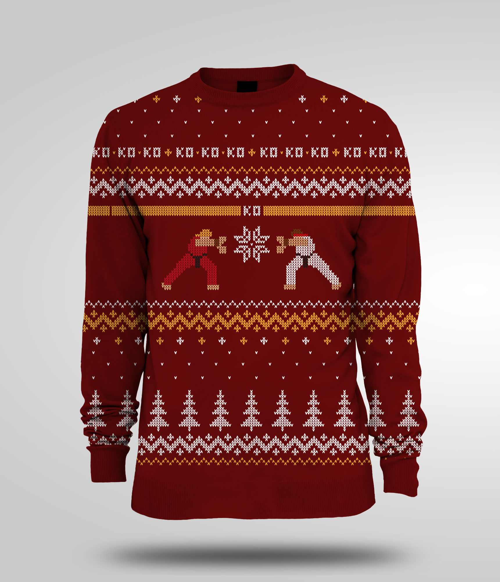 Hedgehog Christmas Jumper.Make Christmas Extra Special With These Awesome Jumpers From