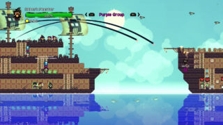 Pixel Piracy (PS4) Review - Next Gen Base