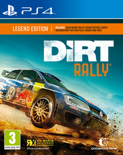 dirt rally box