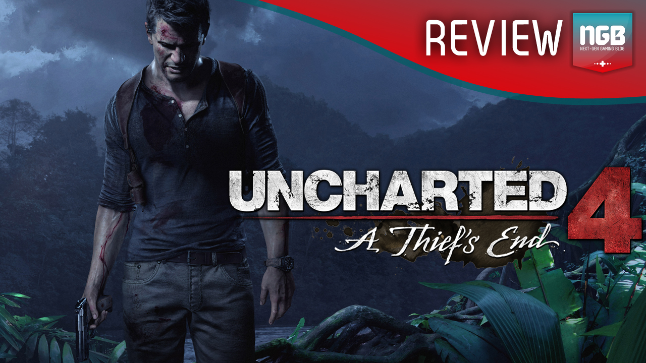 Uncharted 4: A Thief's End Review - NGB